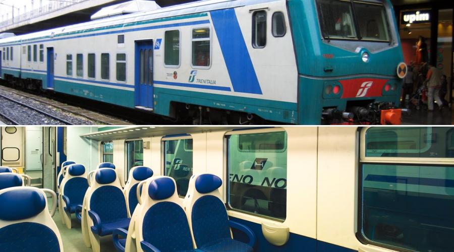 "Low Floor Regional Cars ""Vicinali"""